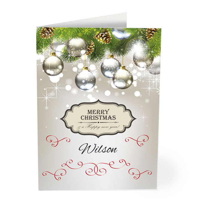 Sparkling Ornaments